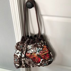 Brighton Butterfly Hobo Bag